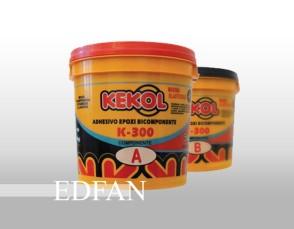 Kekol K-300 pegamento epoxi x10kg