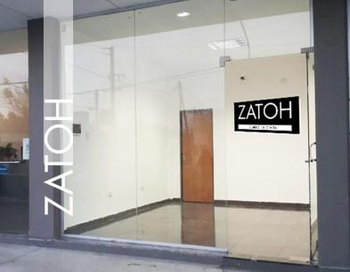 Logo corpóreo ZATOH PDV 70x50 cm