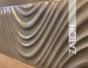 Plaza ZATOH en volúmen 60x30 cm