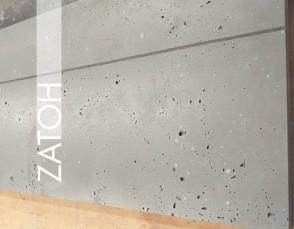 Placa ZATOH Rustic | Serie DECK