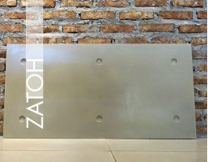 Placa ZATOH Hormigón Visto 6 AG