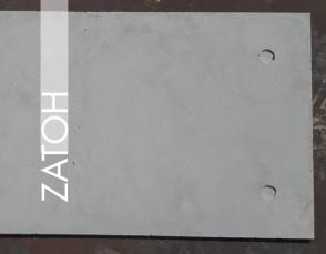 Placa ZATOH   Hormigón visto RUSTIC 4 AG