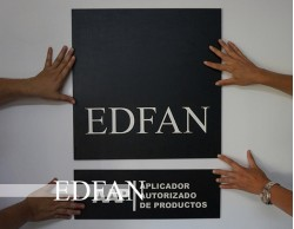 Logo Corpóreo EDFAN + AAP 50x67 cm
